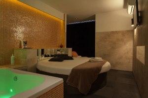 hotel romantico en madrid