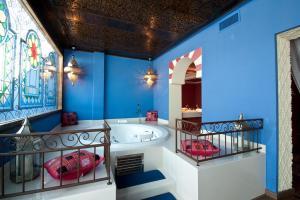 hotel con jacuzzi privado sevilla