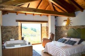 hotel con jacuzzi privado asturias