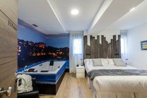 hoteles con jacuzzi santander