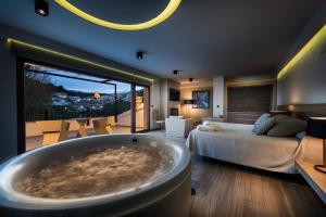 hotel con jacuzzi albacete