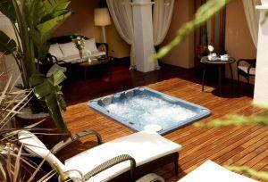 hotel con jacuzzi en ibiza