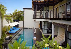 habitaciones con piscina privada
