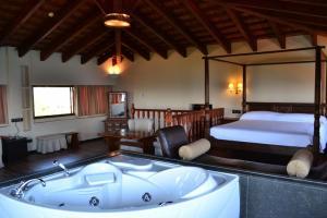 hotel con bañera girona