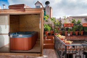 hoteles con jacuzzi ciudad real