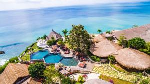 hoteles con piscina bali